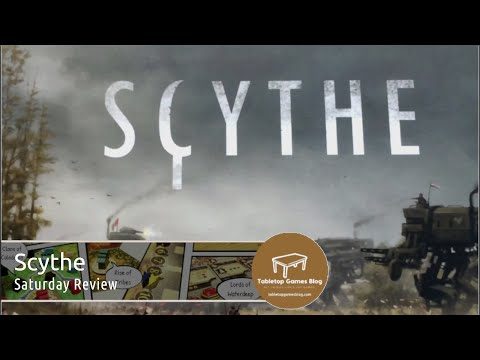 Scythe (Saturday Review)