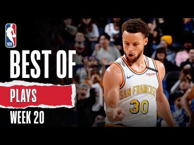 NBA's Best Plays | Week 20 | 2019-20 NBA Season