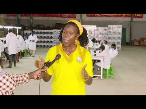 Museveni atongozza amakolero ga leediyo za gavumenti e Namanve