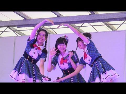 【4K】20160604 AKB48 Team8 (チーム8) 「輪島市民まつり2016」ミニライブ in石川県輪島市・マリンタウン