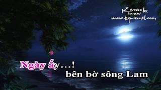 Karaoke Câu Đợi Câu Chờ   Beat Nữ,www Kyniemtl Com