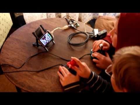 Video of Gamepad IME