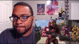 Red vs Blue Season 6: Episode 9-12 Reaction (Memory Is The Key)