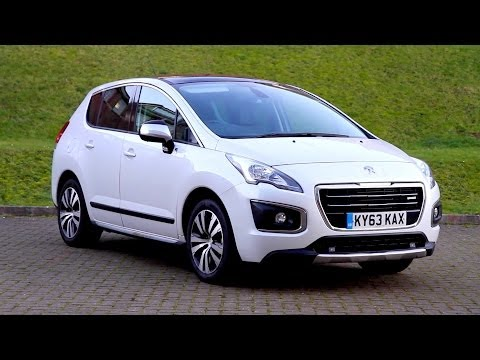 Snapshot Review: Peugeot 3008