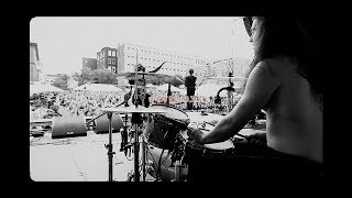 Fever 333   Self Help (@aricimprota) Drum Solo Cam