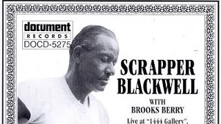 Nobody Wants by Scrapper Blackwell - Guitar Lesson...