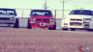 JDM Skylines - classic vs. sports @JDM EXPO