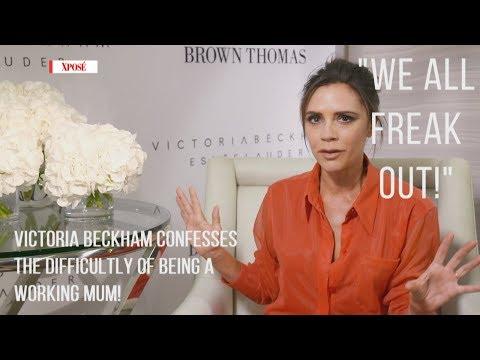 , title : 'Victoria Beckham Talks Working Mum Life, David and Beauty Secrets!'