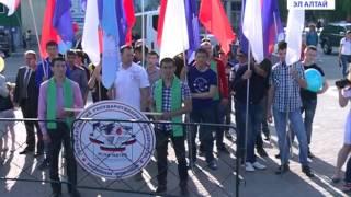 День ГАГУ отметили в Горно-Алтайске