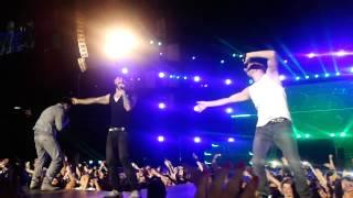 Backstreet Boys - Breathe - live in Wien 2014