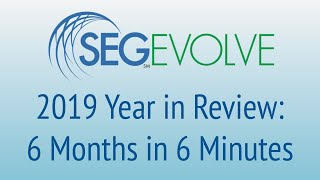 EVOLVE 2019 Year in Review: 6 Months in 6 Minutes