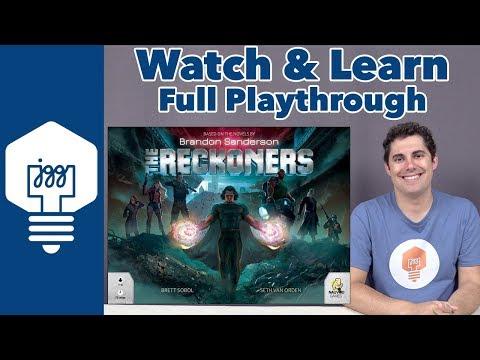 JonGetsGames - The Reckoners Full Playthrough