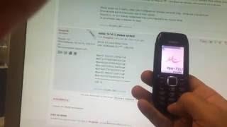 Unlock Nokia 1616