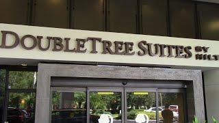 DoubleTree Suites, Walt Disney World Room 111, Walk through (Disney Springs)