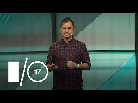 Justin's IO talk