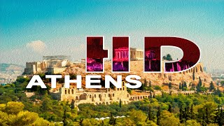 preview picture of video 'ATHENS / PIRAEUS , GREECE - A WALKING TRAVEL TOUR - HD 1080P'