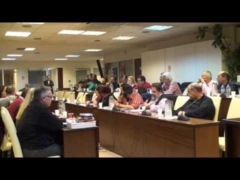 Δημ. Συμβούλιο 21-11-14 - Τεχνικό Πρόγραμμα 2015