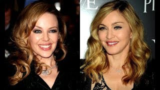 KYLIE MINOGUE on MADONNA — Diva on Diva