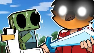 Vanoss killed one of the rarest mobs in Minecraft! ~ Funny Minecraft