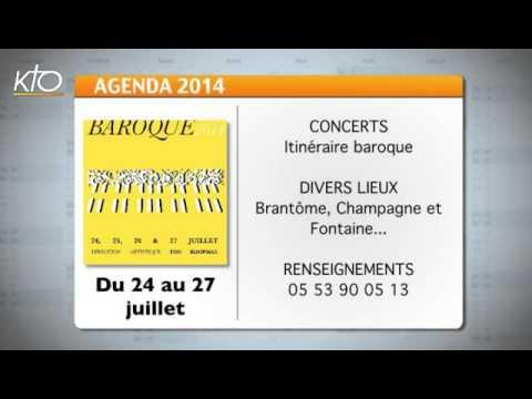 Agenda du 7 juillet 2014