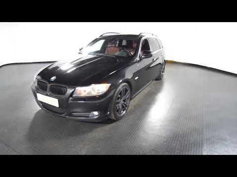 BMW 330 D A E91 Touring, Farmari, Automaatti, Diesel, AVY-665