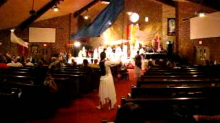 Passover Celebration 4/14/12 - 3 of 4 - Mercy Seat through Kadosh