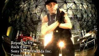 "Royce Da 5'9"" & Eminem - Rock City"