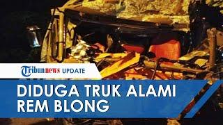 Kecelakaan Beruntun Libatkan Dua Truk dan Tiga Sepeda Motor di Jember, Lima Orang Tewas
