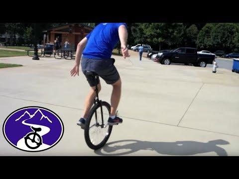 "26"" Club Freestyle Unicycle - Black"