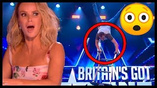 Top 5 Judges SHOCKED! JAW DROPS like NEVER BEFORE Moments on Britain