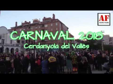 Carnaval 2018 Cerdanyola del Vallès