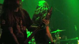 Dismember -Bred For War live P3 Purmerend Holland 2008