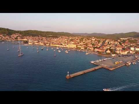 Port Basin 1 from above - YouTube