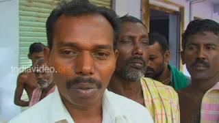 Labourers in Rajapalayam, Tamil Nadu