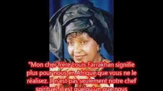 Le Ministre Farrakhan parle de L\'Union Africaine