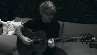 Ed Sheeran   Little Bit Of Beautiful People.( Live With Guitar)