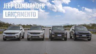 Jeep Commander - Lançamento