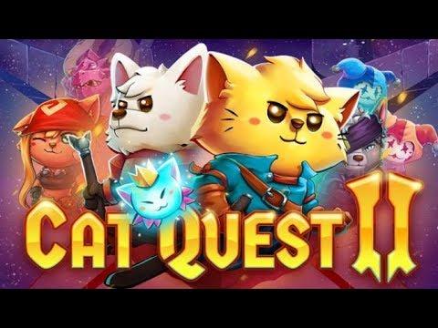 Cat Quest 2 - Delightful Feline Revenge Adventure RPG