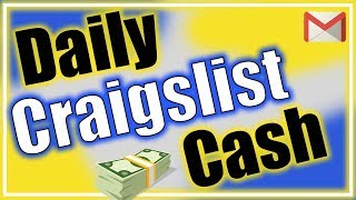Use Craigslist to Make $100 Per Day