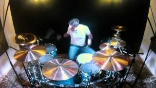 12 Stones - Adrenaline by Bry Ortega (Drum Cover)