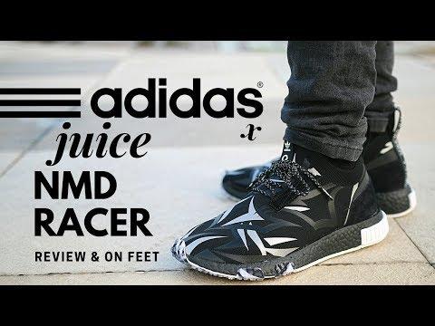 ¿Adidas NMD Racer PK Review mejor Adidas NMD para corredores?