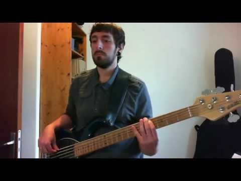 Earth Wind & Fire - Can't Let Go bass cover