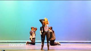 Чачи Гонсалес (Olivia Irene Gonzales), I.aM.mE - Olivia Chachi Gonzalez Solo at Kinematix I.aM. PHUNK'tion