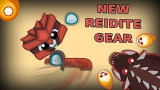 Starve io - TREASURE HUNTING + Crab Gear and Diamond Warrior