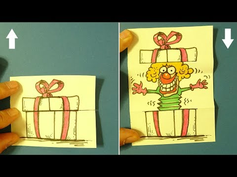 3 SURPRISE DRAWINGS & COLORING TRICKS FOR KIDS & ADULTS - BY VAMOS