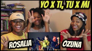 "Rosalia, Ozuna ""Yo X Ti, Tu X Mi"" 