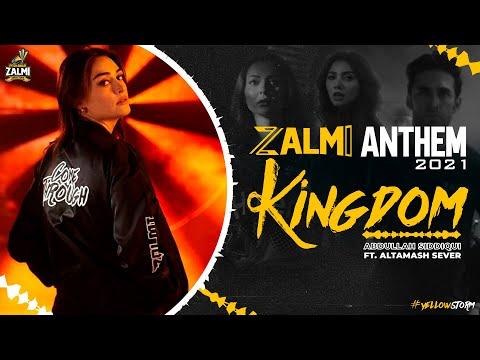 Kingdom by Abdullah Siddiqui ft Altamash Powered by  @TCL Pakistan   Mahira, Esra Bilgic, Hania, Ali