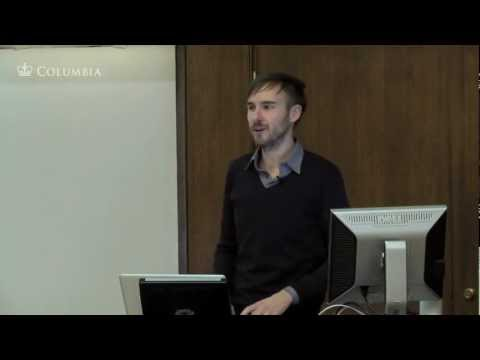 Columbia University Libraries presents: The Ethics of Visualization