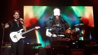 Steve Vai - The Audience is Listening feat. John Petrucci - Passion and Warfare (RIO DE JANEIRO)