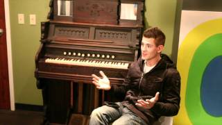 "Adam Cappa - Talks about the album/song ""The Rescue"""